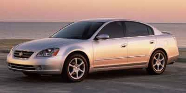Pre-Owned 2003 Nissan Altima S