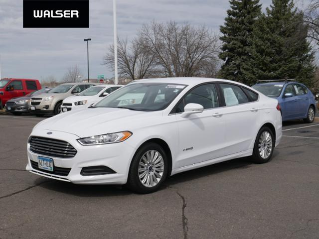 Pre Owned 2016 Ford Fusion Se Hybrid