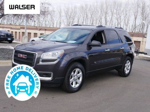 Pre-Owned 2013 GMC Acadia SLE