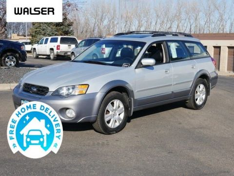Pre-Owned 2005 Subaru Legacy Wagon Outback Ltd